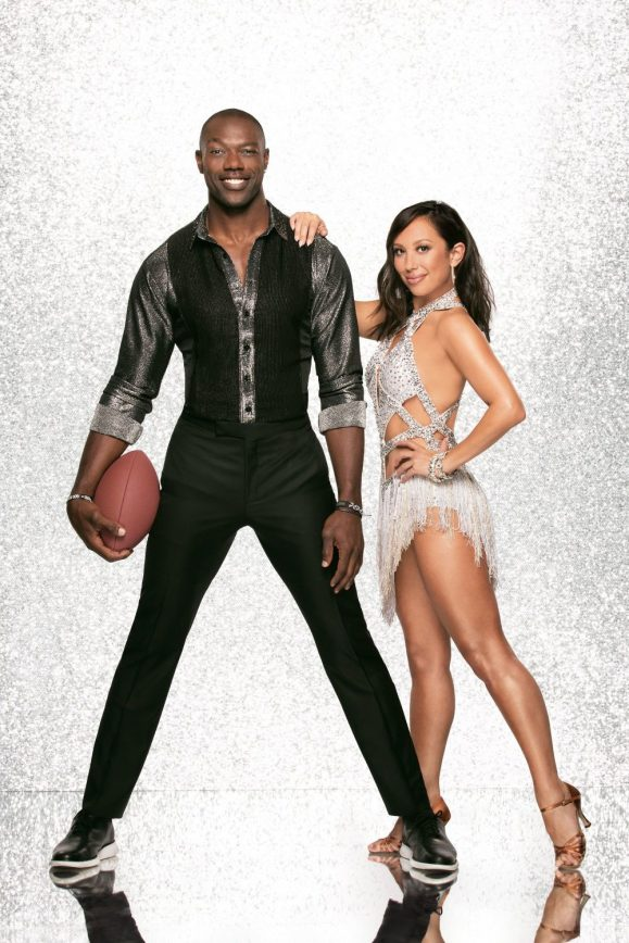 Here are the Betting Odds for Dancing with the Stars Season 25