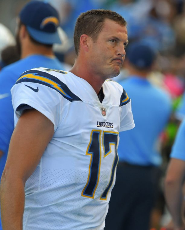 The Chargers Los Angeles TV Ratings are Flat out Pathetic