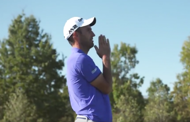 Pro golfer tries to make hole-in-one within 500 balls