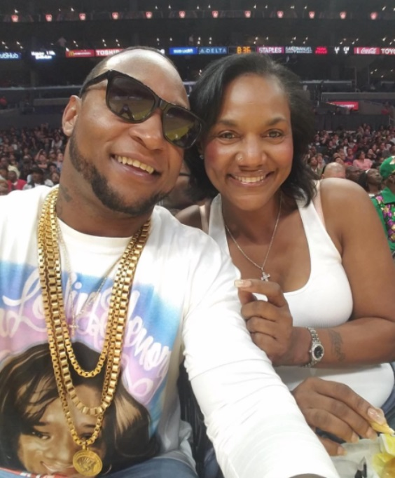Da Real Lambo Begs for Forgiveness; Trying to get back with Delonte's Ex
