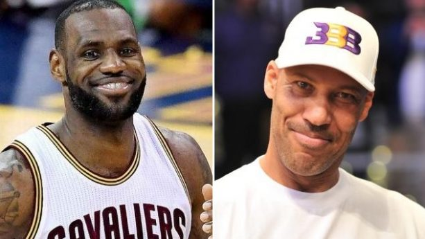 Report: Lavar Ball and LeBron James Becoming Extremely Friendly