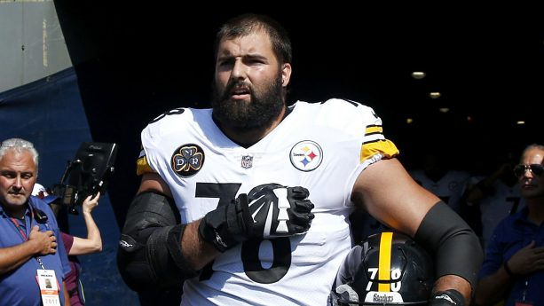 Steelers' Alejandro Villanueva: 'Unacceptable To Use Me As A Tool To Push An Agenda'