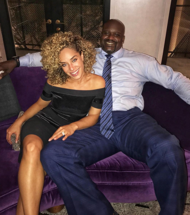 Shaq Gets Engaged Buys Fiance $5 Million Ring