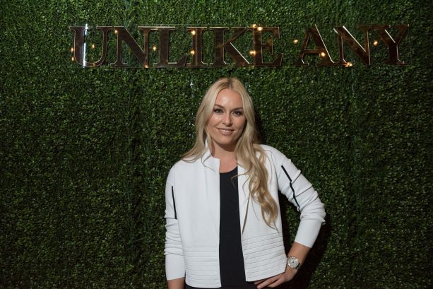 Lindsey Vonn Unlike Any Other with Under Armour