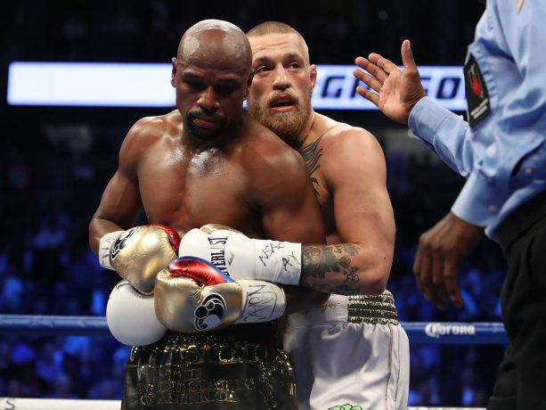 Floyd Maywather Threw Rounds to Conor McGregor to Set Up a Rematch?