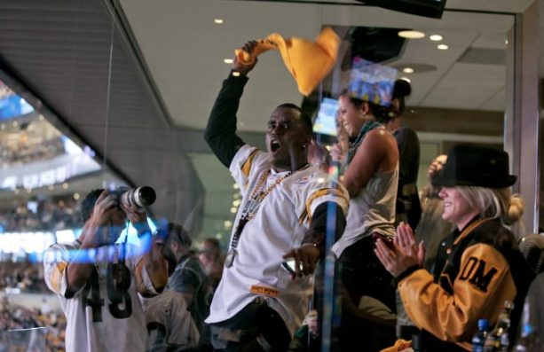 Diddy Wants to Create a Professional Football League in his Own Image