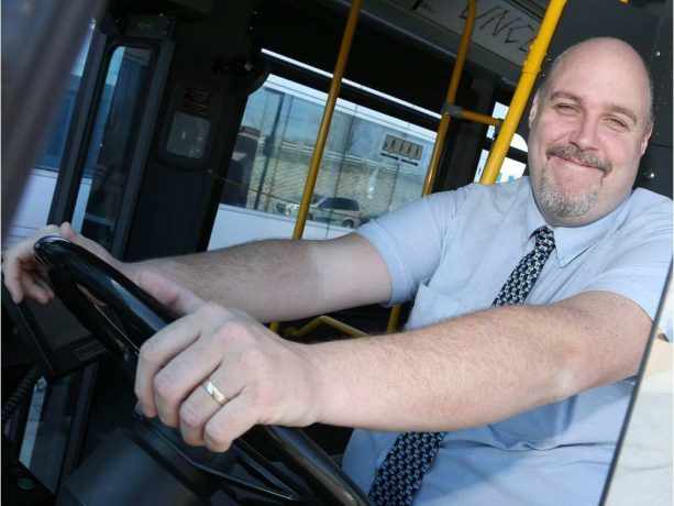 A 38-Year-Old 320-pound Bus Driver is Playing College Basketball