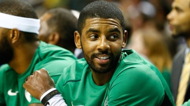 Kyrie Irving Takes a Serious Jab at the City of Cleveland