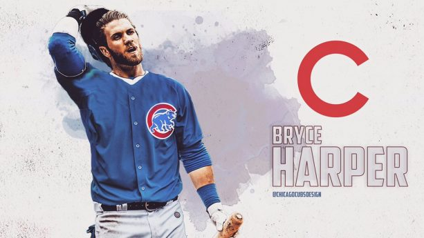 All Signs Pointing to Bryce Harper Heading to the Chicago Cubs