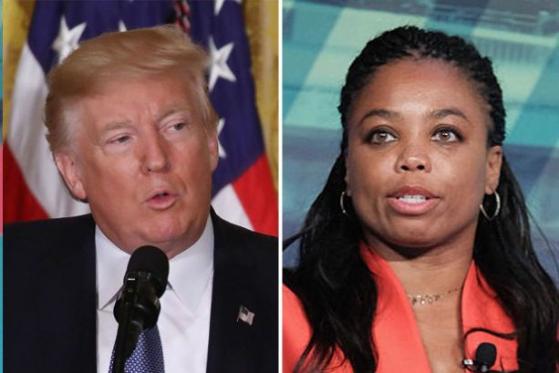 Donald Trump Throws Salt in Jemele Hill's Wounds