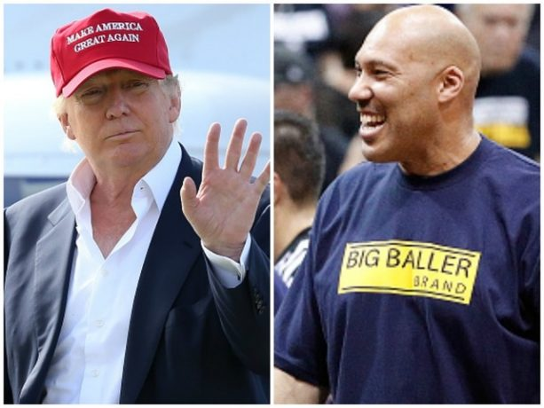 Here are the Odds that Lavar Ball will be the Next President