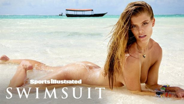 Nina Agdal's Hottest Moments: Nothing But Vajazzle, Bare Shoots & More