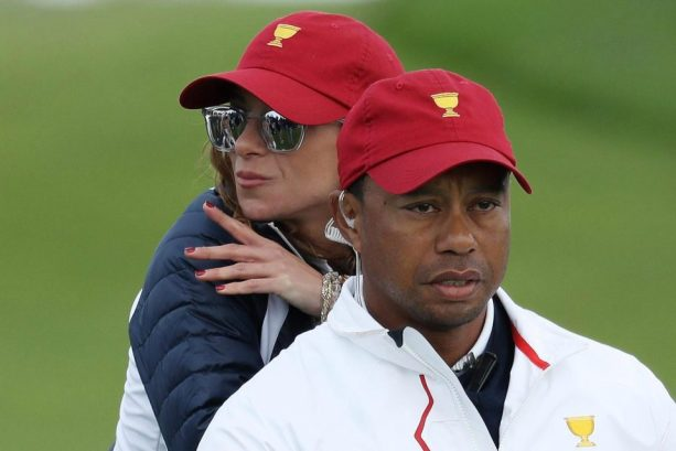 Tiger Woods Sh*tting Where He Eats with New Girlfriend
