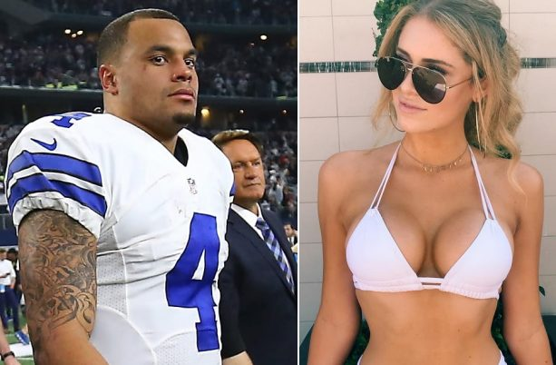 Dak Prescott No SEX Policy in Place with New Girlfriend