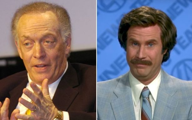 Dick Stockton is Ron Burgundy?