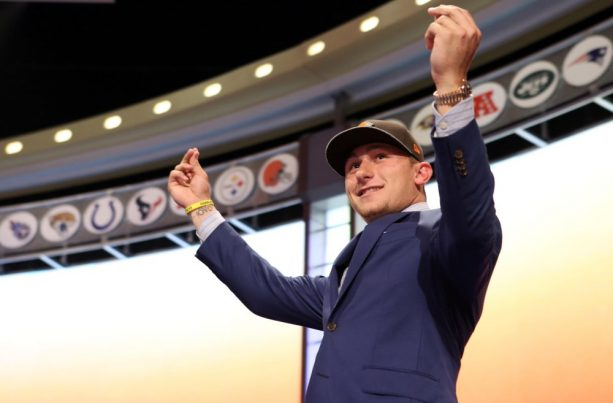 Johnny Manziel Trying to Land a Las Vegas 'Residency'