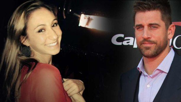 Aaron Rodgers Spotted on Date With Soccer Player Marie Margolius