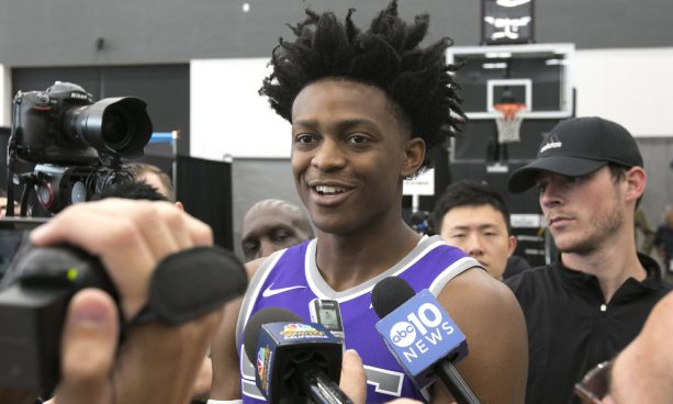 De'Aaron Fox Rips In-N-out Burger; Sorry not Sorry