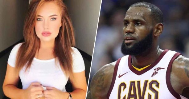 IG Model Who LeBron Got Caught DM'ing with Speaks Her Truth