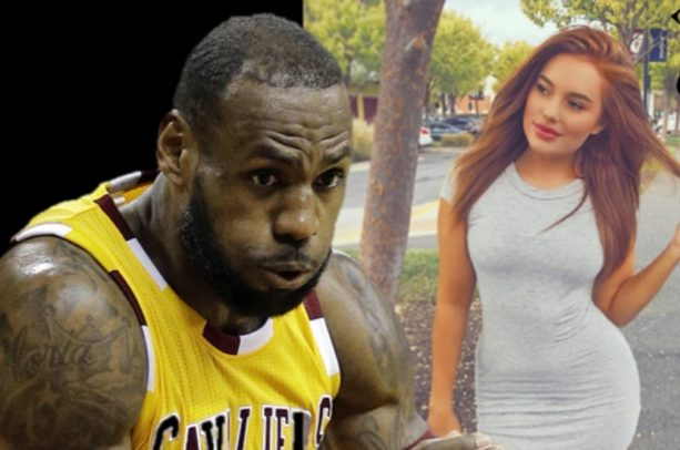 Report: LeBron James Claiming He was Hacked