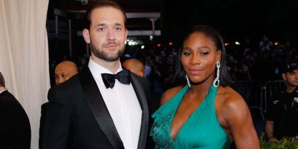 Serena Willliam Had Secret Mid Week Wedding