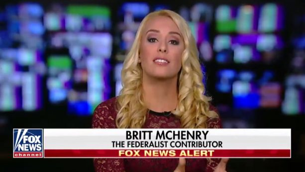 Former ESPN Hottie Britt McHenry Goes in on Colin Kaepernick for FOX News