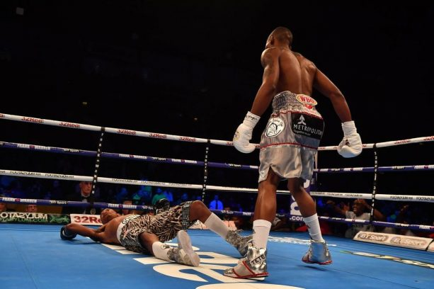 Video- Fastest World Title Knockout In Boxing History