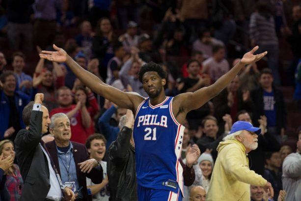 Joel Embiid Makes It Easy to Love the Process