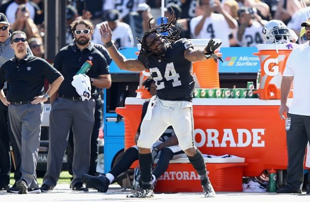 Marshawn Lynch's Mom Fires Back At Donald Trump
