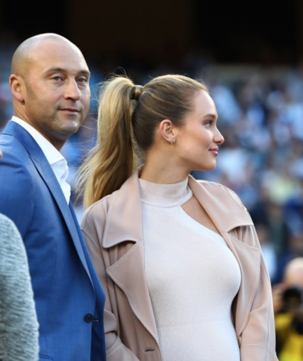 Hannah Jeter Leaving Derek?