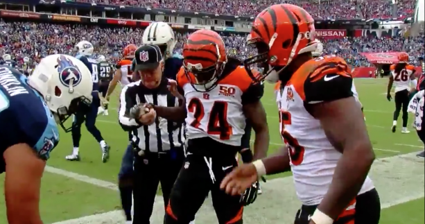 Bengals Vontaze Burfict Is A Dirty Player Or Nah?