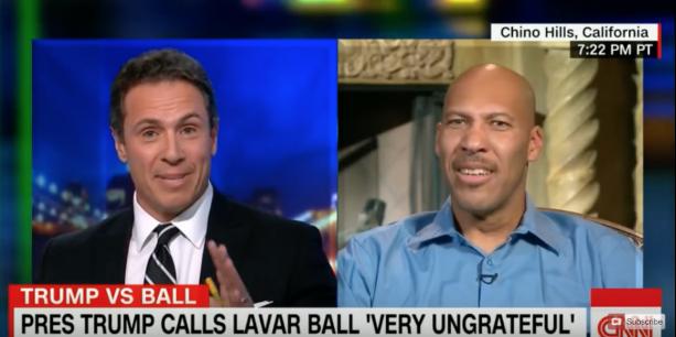Lavar Ball & Don Lemon's White Replacement Go Full On SNL Skit Over Trump Thank You