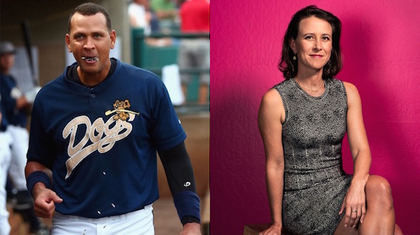 ARod's Ex-girlfriend's Mom Talks Real Crap about Alex