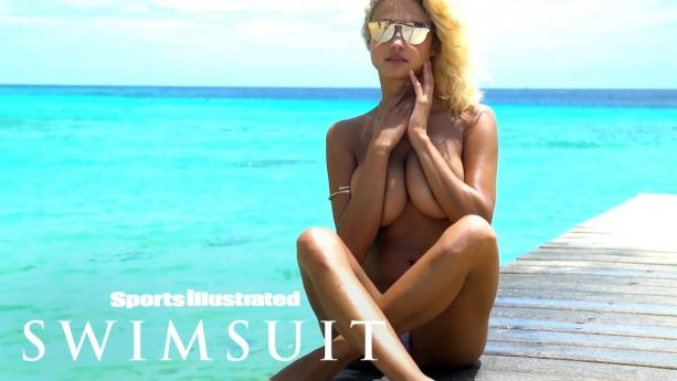 Rose Bertram Feels The Vibe, Shows You Why She's A Goddess