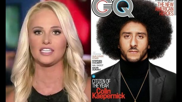 Tomi Lahren Got What She Wanted Over 'Disrespectful' Colin Kaepernick D-Day Photo