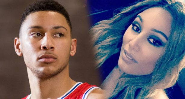 Ben Simmons' Sister Getting Wild on the Net
