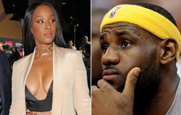 LeBron's Wife Furious Over LeBron Getting Caught in IG Model's DM's