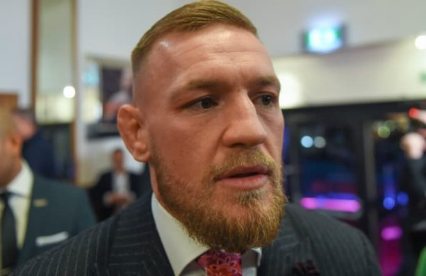Conor McGregor Has a Message to the Irish Mafia That's After Him