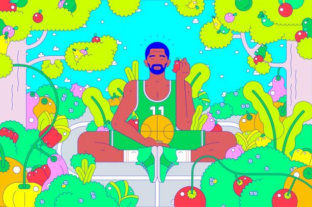 Apparently The NBA is Going Vegan