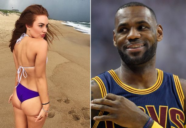 More Proof LeBron James Creepin on the Low with this IG Girl