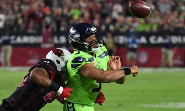 Russell Wilson's Concussion Check Was a Joke