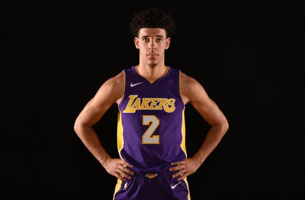 Lonzo Ball Diagnosed with a Case of the Yips