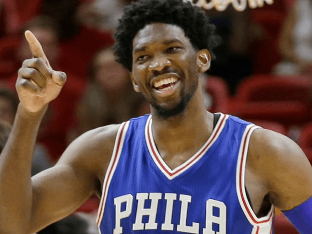 Joel Embiid Doubles Down on the Troll Hunters