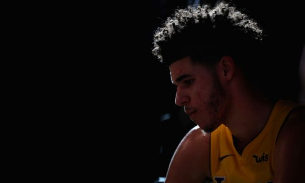 Lonzo Ball Gets Benched For Second Time This Season