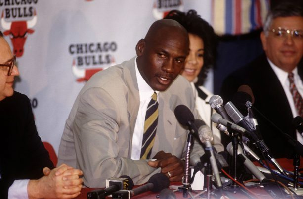 Michael Jordan Retired the First Time Because He Was Caught Using PED's?