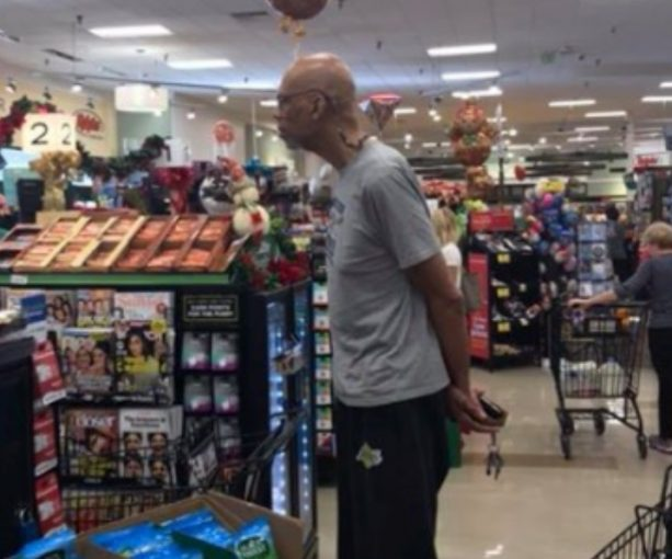 NBA Legends Are Just Like Us, Just Much Taller