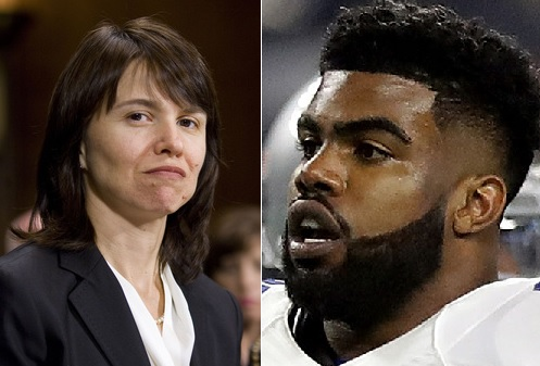 Judge Who Ruled Against Ezekiel Elliott in Cahoots with the NFL?