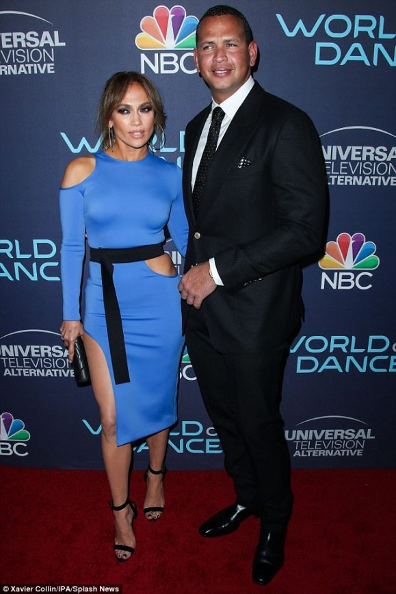 A-Rod and J-Lo Confirmed as True Soulmates