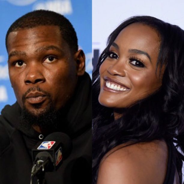 Don't Sleep on Kevin Durant and Rachel Lindsay