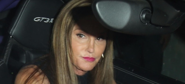 Caitlyn Jenner Spotted On Transgender Date
